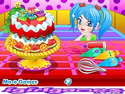 Играть бесплатно в игру Dream Cake