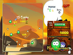 Plops Tournament Online game