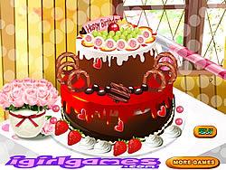 Играть бесплатно в игру Pretty Yummy Cake