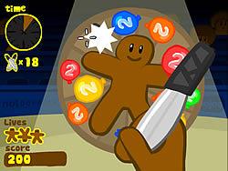 שחקו במשחק בחינם Gingerbread Circus 2