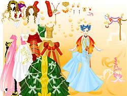 Gioca gratuitamente a Party Dresses