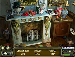 Mystery of the old House game
