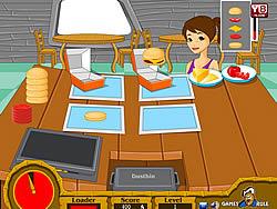 Hot Burger Hot game