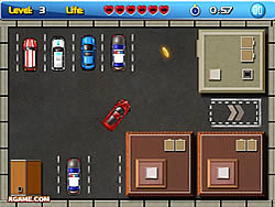 Parking Trainee game