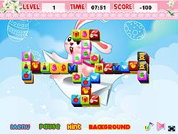 Easter Mahjong game