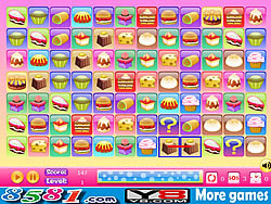 Delicious Cakes Link game