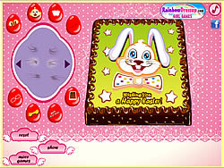 Easter Bunny Cake game