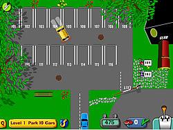 Park A Lot game