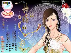 Makeover Princess game