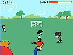 Jogar jogo grátis Brendan Soccer