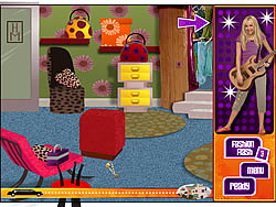 Gioca gratuitamente a Hannah Montana: Rockstar Challenge