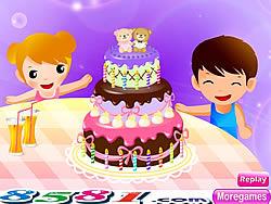 Играть бесплатно в игру Best Birthday Cake