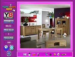 Kids Room Hidden Objects game