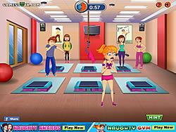 เล่นเกมฟรี Naughty Gym