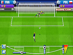 Permainan Penalty Shootout 2012