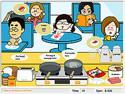 Gioca gratuitamente a HK Cafe
