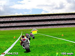 Permainan Turbo Football Heavy Metal Spirit