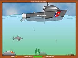 Permainan Sharks Attack