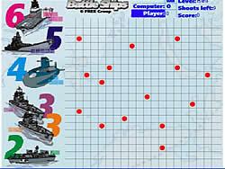 Gioca gratuitamente a Battleships