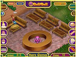 Играть бесплатно в игру Toto's Garden Cafe