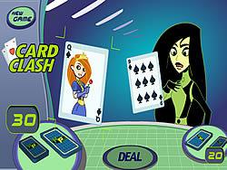 Gioca gratuitamente a Kim Possible: Card Clash