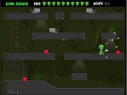 Jogar jogo grátis The Alien Attack