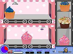 Играть бесплатно в игру Cupcake Icing