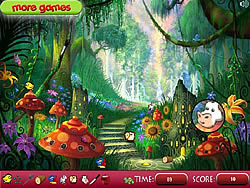 Preety Farm Hidden Objects game