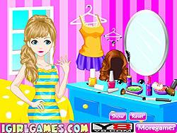 שחקו במשחק בחינם Being Beauty Makeover