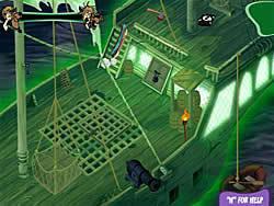 Permainan Scooby Doo - Pirate Ship of Fools