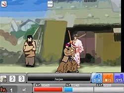 Gioca gratuitamente a Bleach Training II