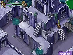 Permainan Scooby Doo - Terror in Tikal
