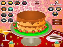 Играть бесплатно в игру Birthday Cake G2D