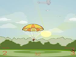 Sky Dive oyunu