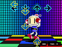 Bomberman Bailon game