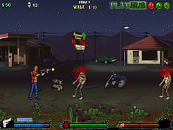 Permainan Tequila Zombies 2