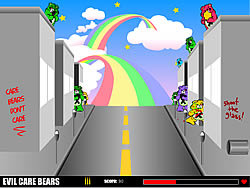 Evil Care Bears oyunu