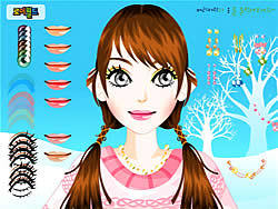Help Make-up oyunu
