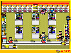 Permainan U.F.O Shop