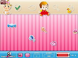 Baby Crush game