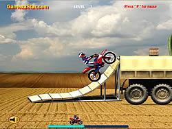 Permainan Bike Zone 3