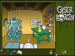 Gyser Borgen oyunu