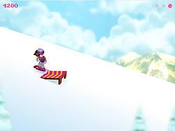 Snow Board Betty oyunu