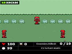 Digininja RPG 1 game
