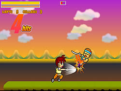 Dragon Sword: The Survival Battle oyunu