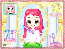 Alice Hair Dresser game