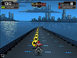 Wicked Rider لعبة