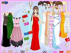 Party Dress-up oyunu