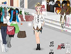Dress Store Show Up oyunu