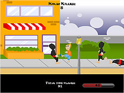 Ninja Nightmare! game